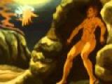 мультфильм Полифем, Акид и Галатея \ мифы античности.