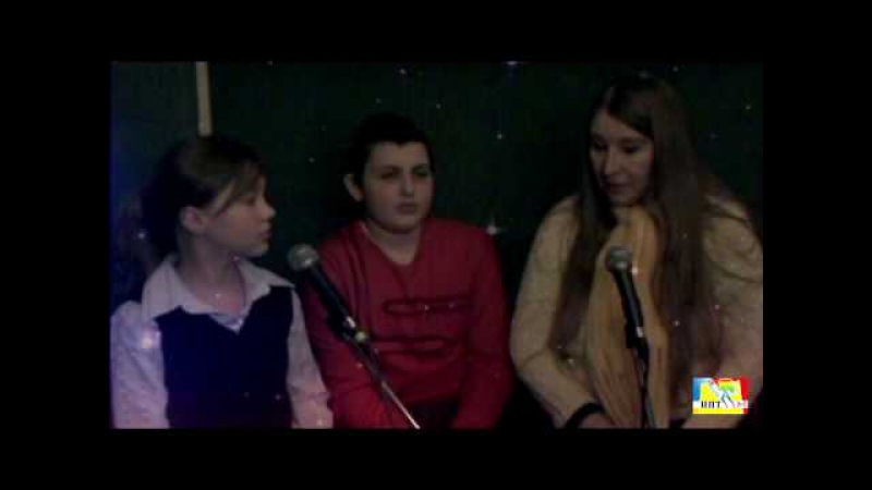 Мария Карпинская и Мир глазами детей Отголоски войны в сердцах молодёжи Часть 1