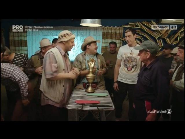 Las Fierbinti 29 Martie 2017 Sezonul 11 Episodul 11 Teroristii (1)
