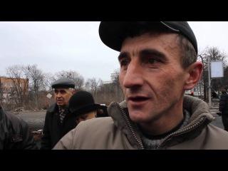 Посмотри в глаза Украине. Интервью на Майдане с рядовыми самообороны