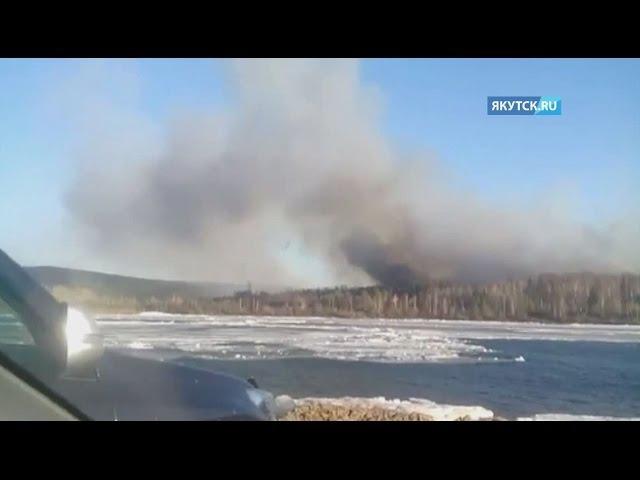 В Иркутской области из-за сильного ветра огонь за час уничтожил целое село