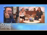 Jennifer Aniston Checks In With An Old Boss  The Queen Latifah Show