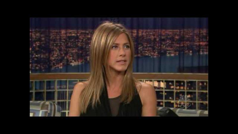 Jennifer Aniston pratar om ordet knulla