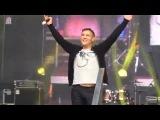 Юрий Шатунов спел Седую ночь и на посошок Белые розы на Дне горняка в Кировске