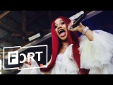 Cardi B - Lick - Live at The FADER FORT 2017