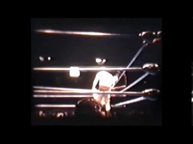 Antonio Inoki and Seiji Sakaguchi vs Johnny Powers and Pat Patterson with Joe Louis as Referee 1/2
