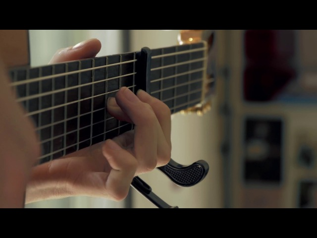 Yann Tiersen - La Valse dAmelie (Guitar Cover)