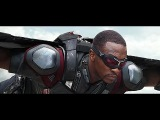 Falcon - Fight Moves &amp Flight Compilation HD