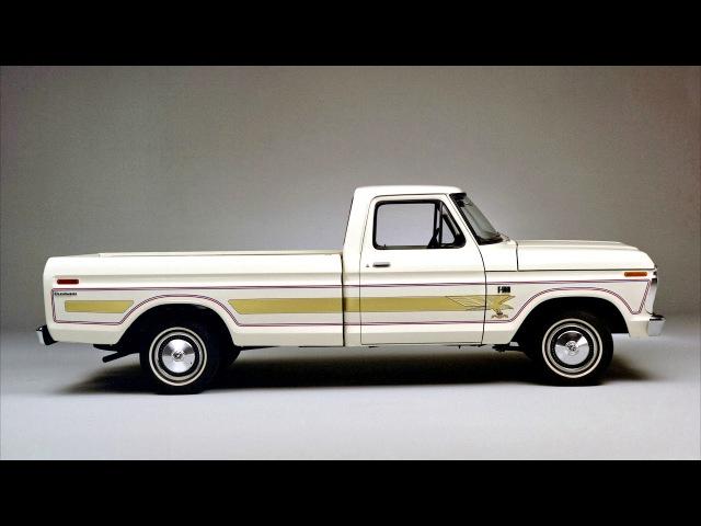 1976 Ford F 100 Custom Styleside Pickup Bicentennial Edition