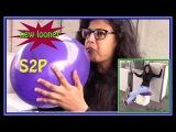 Looner Tamana hatte heute ihre ersten Erfahrungen mit platzenden Luftballons - Sit2Pop