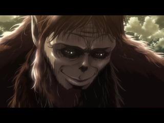 [Рус.трейлер] Вторжение Титанов TV-2 / Attack on Titan Сезон 2