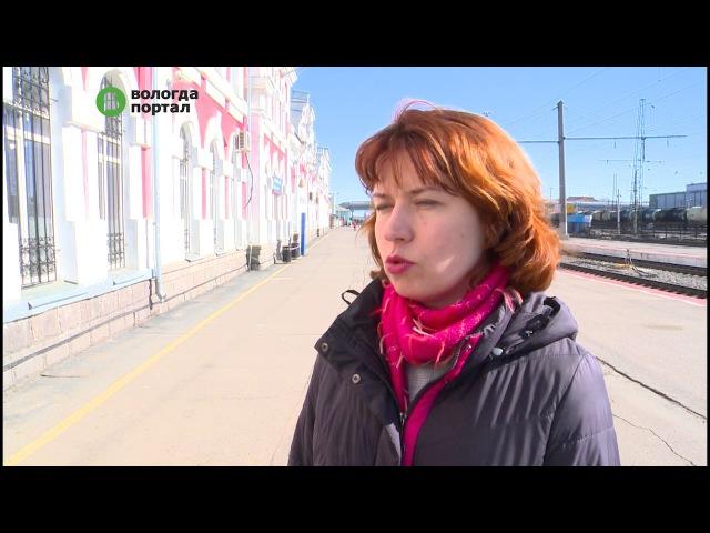 Меры безопасности усилены в Вологде в связи со взрывом в Санкт-Петербурге