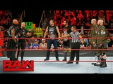 Raw's Tag Team division implodes Raw, Sept. 18, 2017