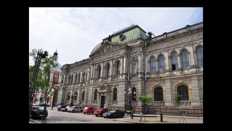 69 Музей Центрального Училища Технического Рисования Барона Штиглица
