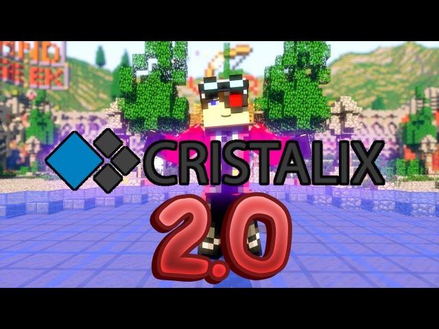 скачать сервер cristalix.ru майнкрафт #1