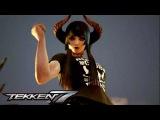 TEKKEN 7 (PS4) | Eliza vs. Jin Gameplay [5/1/17]