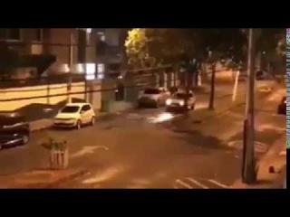 Após onda de terror no Espírito Santo carro passa tocando