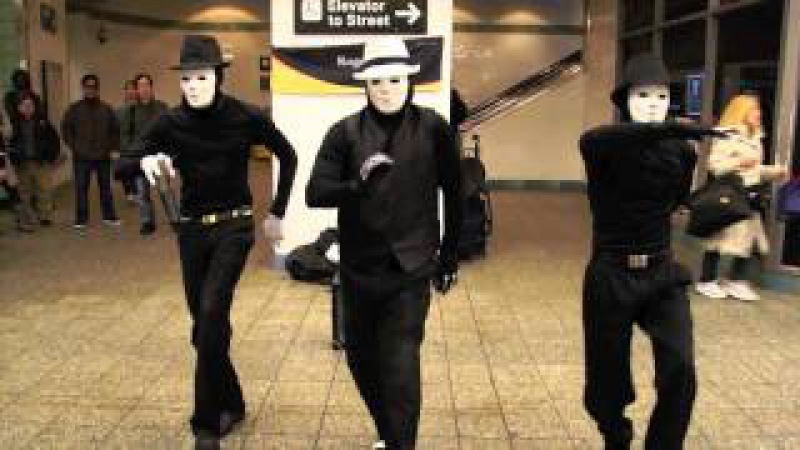 SUBWAY PERFORMERS NYC