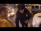 Машина после аварии. Проверка Полицией. Розыгрыш iPhone