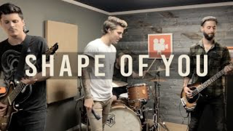 Ed Sheeran - Shape Of You (Cover by Our Last Night)