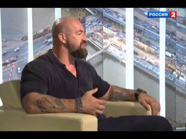 Сергей Бадюк о спецназе