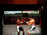 Knockout Kings 2001 Майкл Грант -  Рокки Марчиано (Michael Grant  - Rocky Marciano)