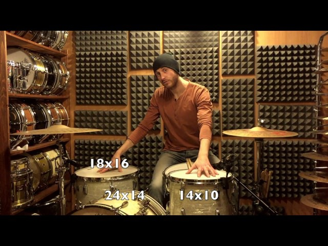 How to get a FAT DRUM KIT sound - Update 8 of How to reach your drum sound