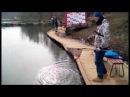 Рыбалка в Подмосковье Бешеный клев