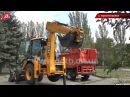 Нову техніку для прибирання вулиць та підвозу води отримали комунальники Красногорівки