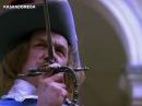 Д'Артаньян и три мушкетера Шпаги наголо 1080p