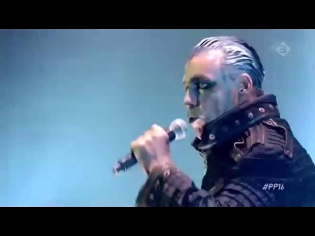 Rammstein - Ramm 4/Rammvier (Pinkpop Festival 2016) Proshot