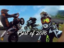 Supermofools Best Of 2016 Supermoto and Enduro GoPro action