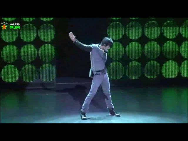 """Park Jung Min 日本音樂劇""""絆"""" 朴政珉cut中字"""