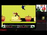 Monster in My Pocket Batman &amp Flash прохождение 100 Игра на (Dendy, Nes, 8 bit)1992 Стрим RUS