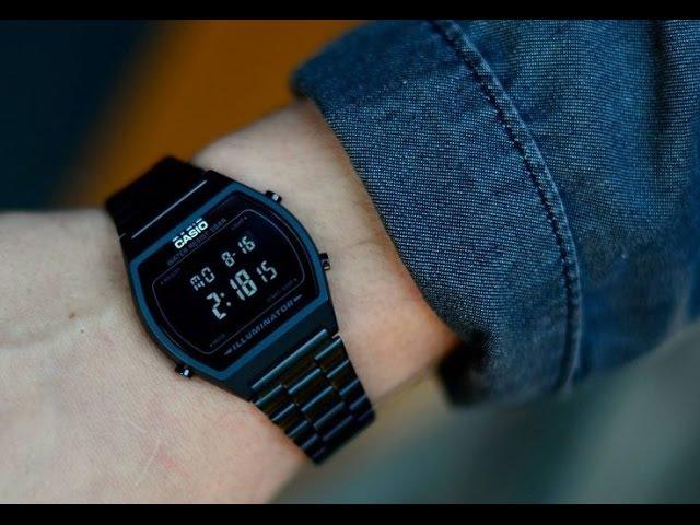 Часы Casio фейк vs оригинал
