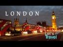 London City Tour Let's Travel