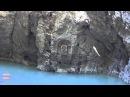 Озеро Провал и памятник Остапу Бендеру в Пятигорске
