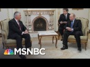 Syria Set To Dominate Secy. Of State Rex Tillerson's Moscow Visit | Morning Joe | MSNBC