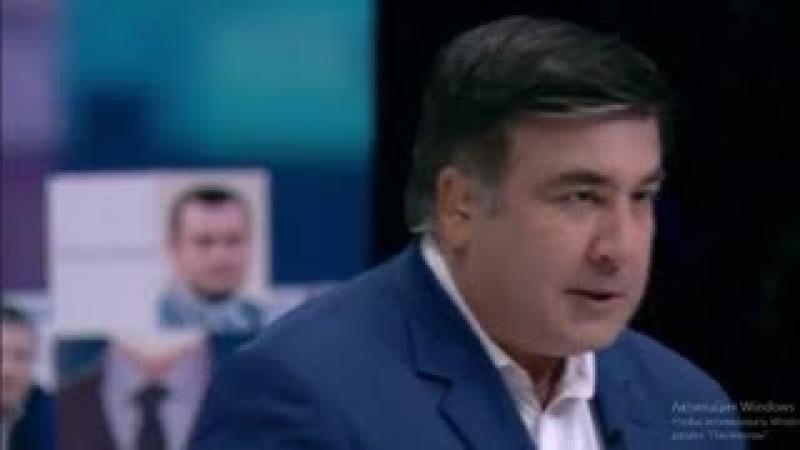 Михаил Саакашвили на канале Zik 01.06.2017