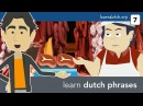 Learn Dutch phrases | buying food - using numbers and plural nouns