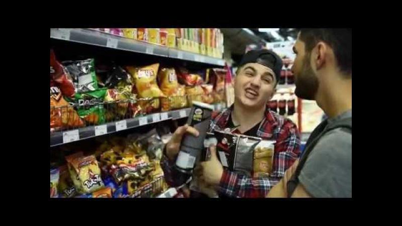 Типы людей в супермаркете!😄 Автор grachvartanyan