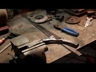 The Hobbit_ Morgul Blade - Sword Making