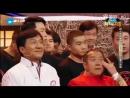 Джеки Чан встретился со старой командой каскадёров (#NR)