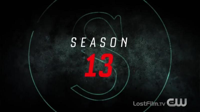 Сверхъестественное - Озвученный тизер к 13 сезону.