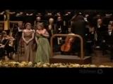 Renee Fleming Joyce DiDonato Aria Duet Ah guarda sorella- Cosi fan tutt Opera By Mozart