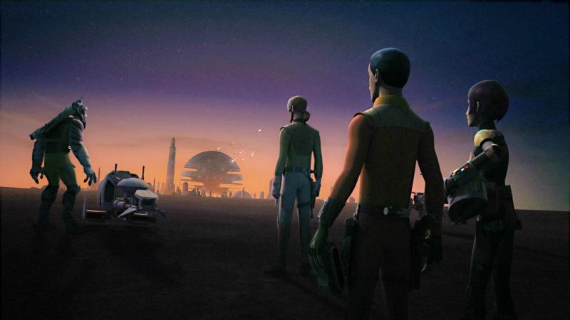 Звёздные войны: Повстанцы (4 сезон) Русский трейлер 2 [FHD]