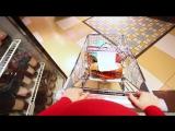 """Рекламный ролик Необычное мороженое """"Отмороженое"""" в супермаркете (Full Frame Production)"""