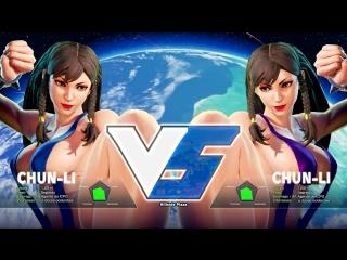 Chun-Li Slingshot Bikini - Mod Showcase - Street Fighter V