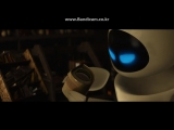 Eve is Fixing Wall-E