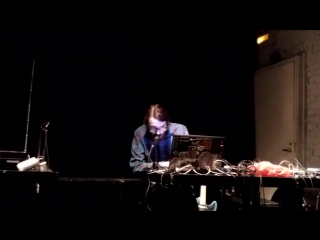 Creation VI - ambience field recording set at Sound Musem / 03.02.2017